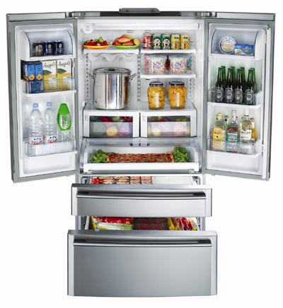 Haier fridges