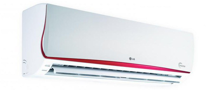 inverter type air conditioners