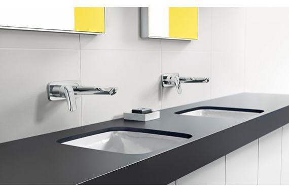 faucets concealed mounting