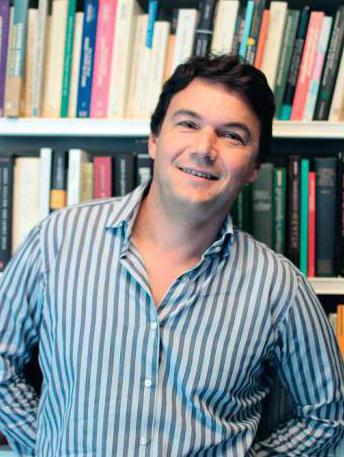 capital in the xxi century, Thomas piketty Russian