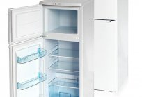 Overview of Electrolux fridges