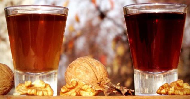 tincture partitions walnut in the brew the benefits and harms