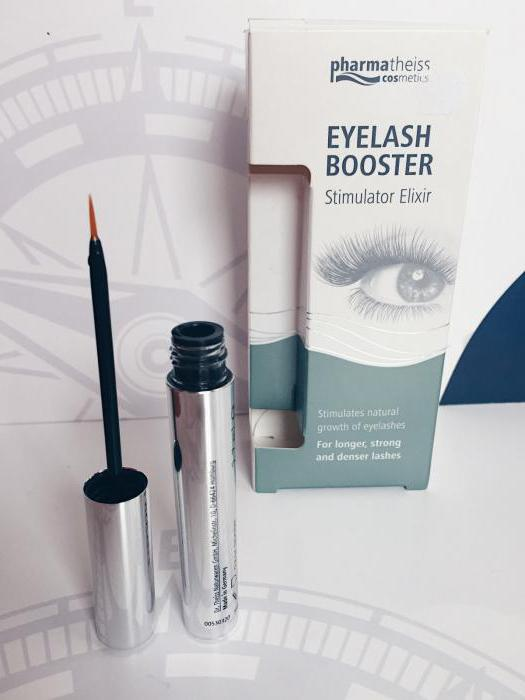 322f13c2b18 Serum for lashes Eyelash Booster: reviews, composition