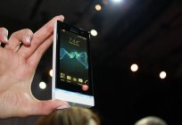 Sony Xperia U - review models, reviews of customers and experts