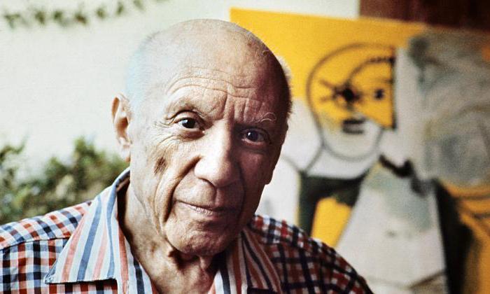 Pablo Picasso: Werke, Die Besonderheiten Des Stils