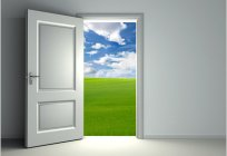 What dream door? Dream interpretation: interpretation