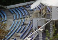 Green theatre (Kiev, Ukraine): description, history