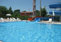 Larissa Garden 4* Hotel – great for a beach holiday