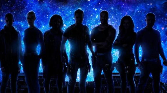 the dark matter of the series actors season 3