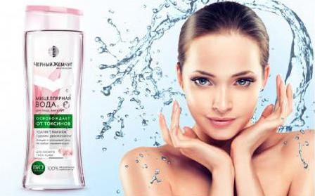 micellar water for the skin
