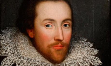 the birthplace of Shakespeare