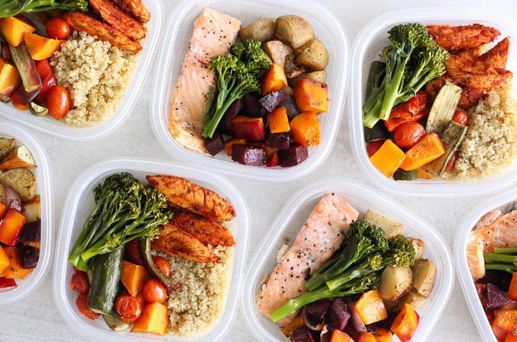 Питания для похудения правильного