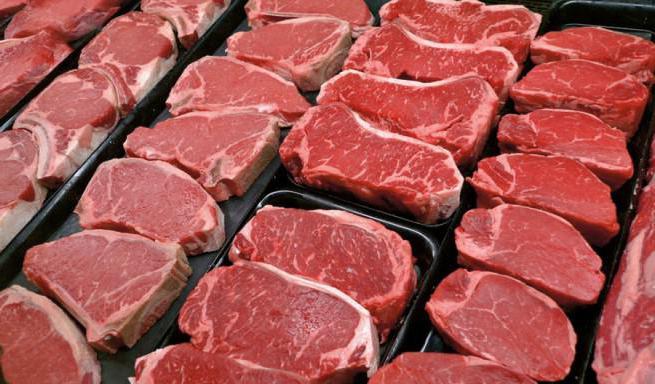 Was Ist Rotes Fleisch
