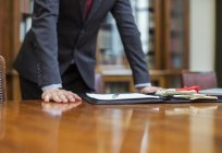 Job description of a lawyer: characteristics, duties and requirements
