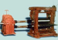 Rolling machines: overview, types, characteristics