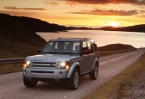 Land Rover Discovery3レビュー:
