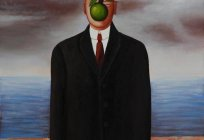 Rene Magritte: paintings with names and descriptions.