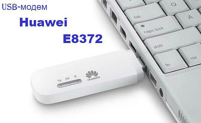 Huawei 4G modems: overview, technical specifications, models