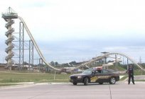 Water attraction Verruckt: description, photos, reviews