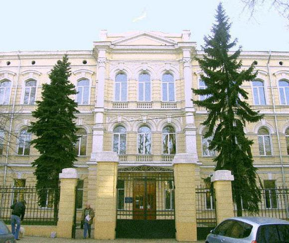 Odessa institutions of higher education with budget places