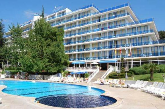 Hotel perla golden sands 3