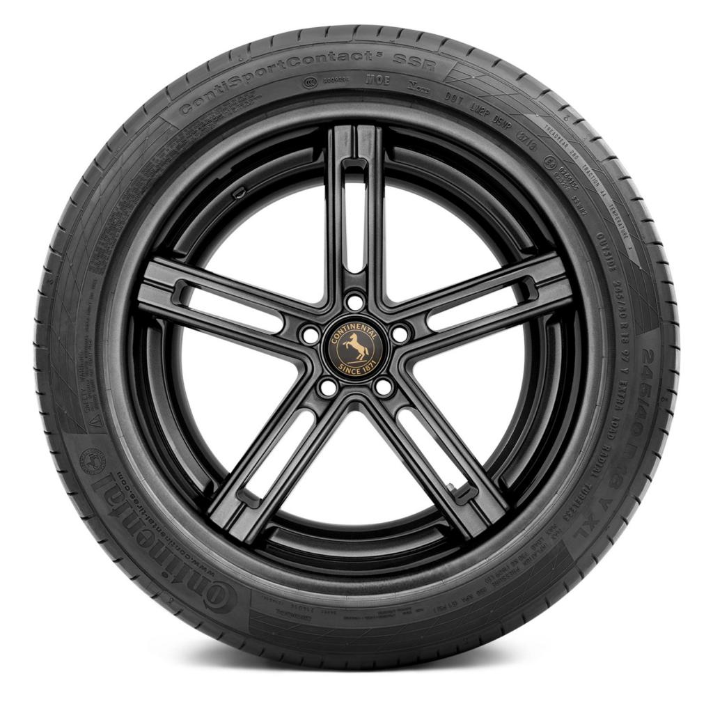 tires Continental ContiSportContact 5