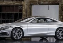 Nowy Mercedes klasy S coupe