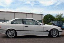 BMW 316i: features and photo