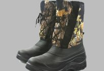 Boots Nordman: customer reviews and model