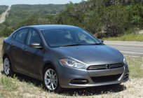 Dodge Dart (Dodge Dart): specifications, price and reviews (photos)