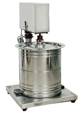 Separator electric household butter churn