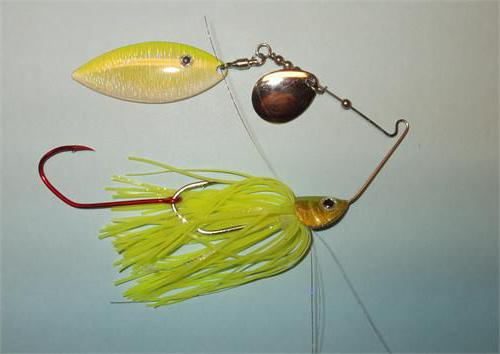 Catchability turntables for pike