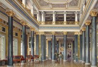 The architect of the Winter Palace in St. Petersburg