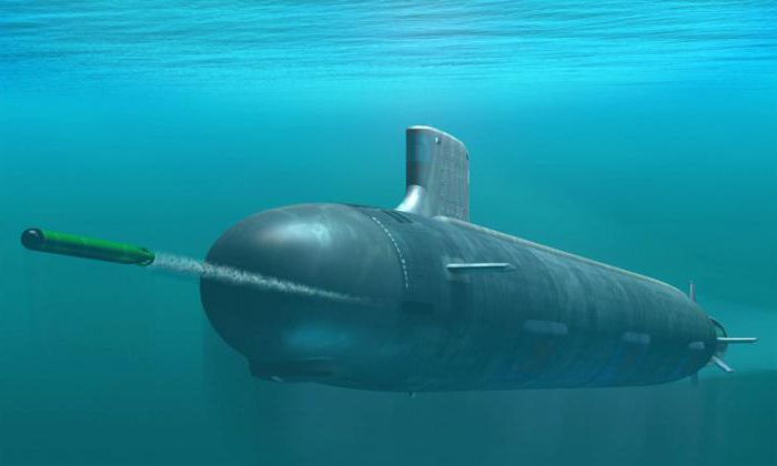 the first submarine