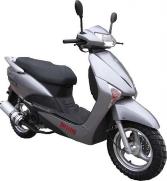 Scooters IRBIS reviews