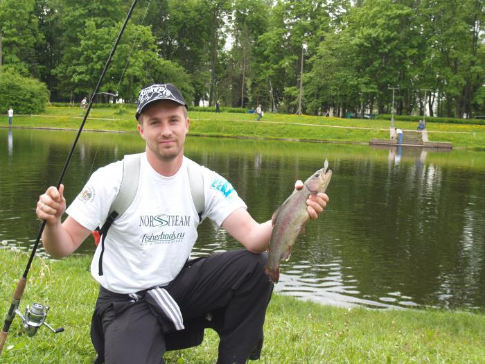 fishing in the Bryansk region, Darkovice