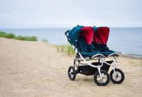 Stroller bumbleride Indie Twin: customer reviews