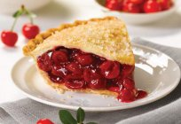 How to cook a cherry pie?