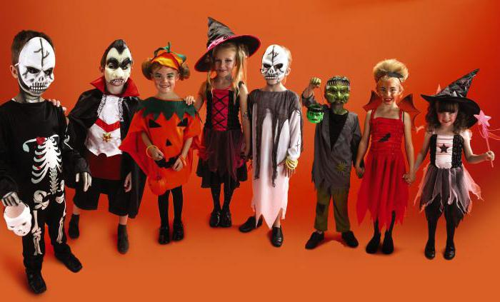 history of Halloween for kids