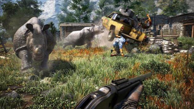 Far Cry 4 Przeglad Gry Na Rosyjskim