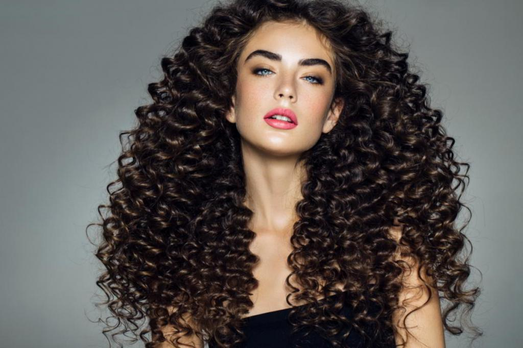 Dauerwelle Haare Große Locken Eigenschaften Arten Und Bewertungen