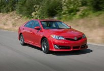 Toyota Camry: a proven