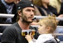 Harper Beckham: biography, photos