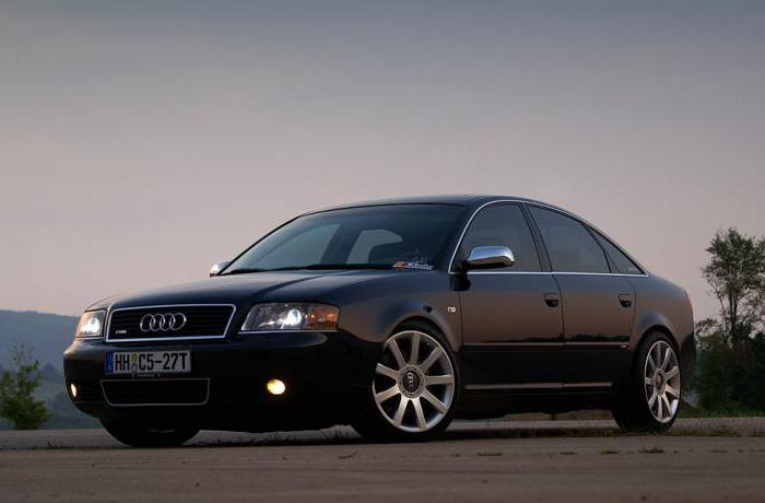 Audi A6 C5 Tuning With Your Hands