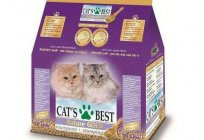 Cats Best - cat litter tray