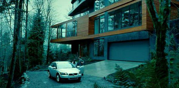 Hoke House The Cullen House From Twilight