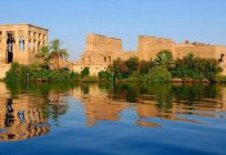 The major cultural achievements of Ancient Egypt