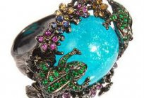 Paraiba tourmaline: the properties of the stone and photo