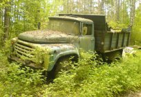 Trucks ZIL 130: cars with a rich history