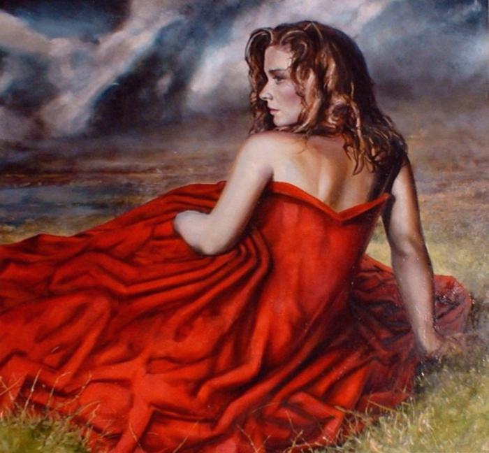 Durchblattern Der Traumdeutung Rotes Kleid Welche Traume